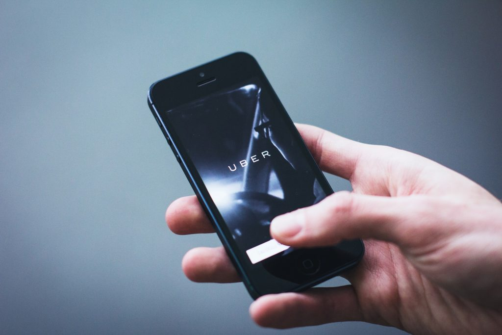 Uber sur le marché de l'emploi