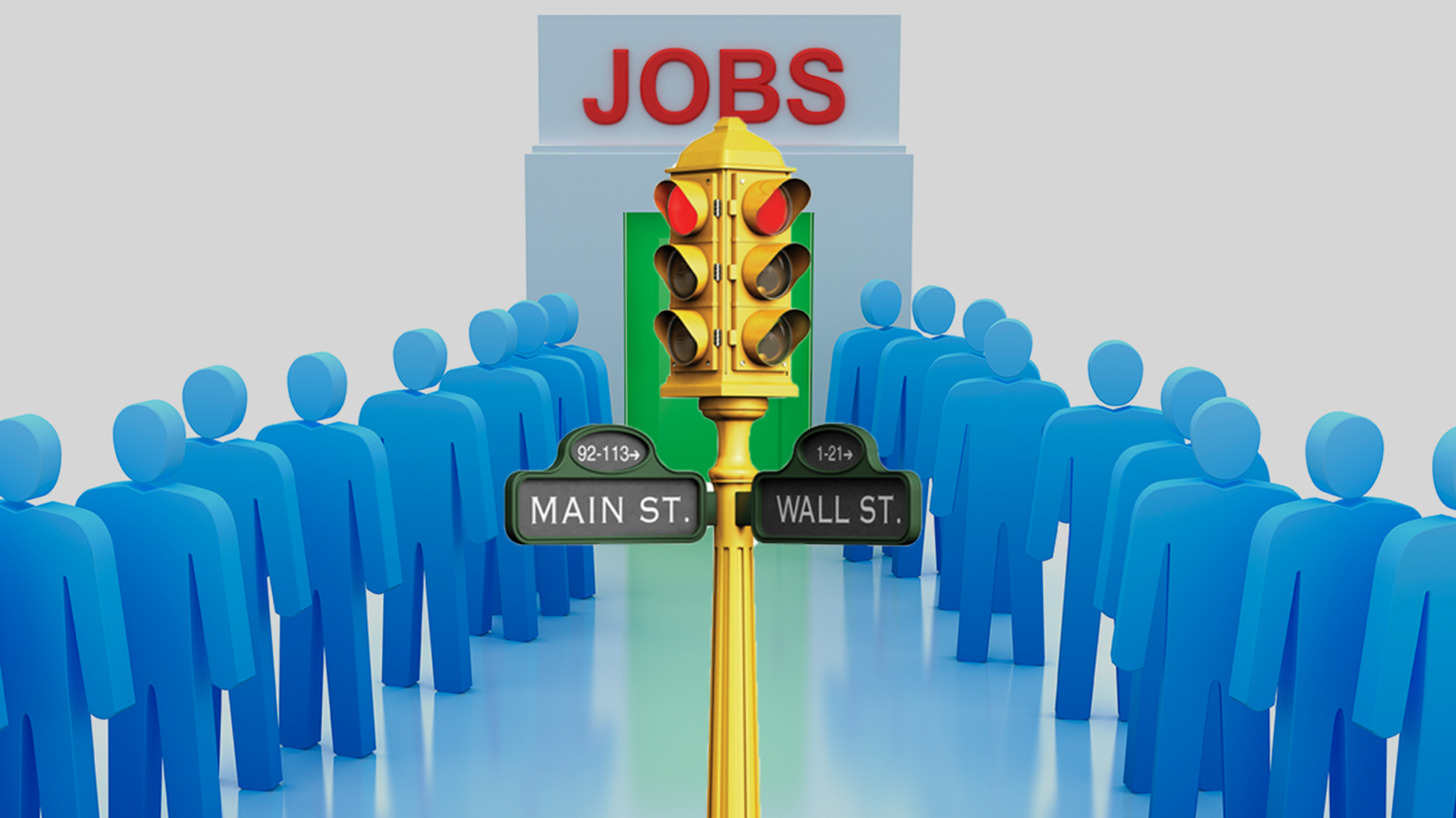 +7% de chômage au mois de mars